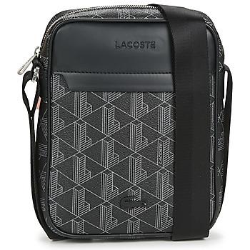 Tašky Muži Vrecúška a malé kabelky Lacoste THE BLEND Čierna