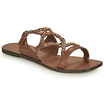 Topánky Ženy Sandále Jonak IVANA Hnedá