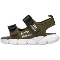 Topánky Chlapci Sandále Superga S83T248 GREEN