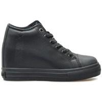 Topánky Ženy Polokozačky Big Star EE274127 Čierna