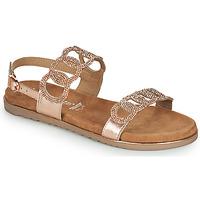 Topánky Ženy Sandále Marco Tozzi BLERINA Ružová