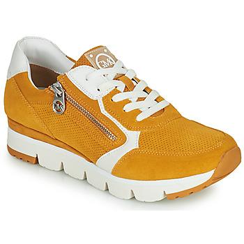 Topánky Ženy Nízke tenisky Marco Tozzi NERIANA Žltá
