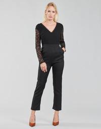 Oblečenie Ženy Módne overaly Betty London PARILLO Čierna