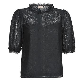 Oblečenie Ženy Blúzky Moony Mood ABBEILHANS Čierna