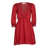 Oblečenie Ženy Krátke šaty Moony Mood ABIDOSE Červená