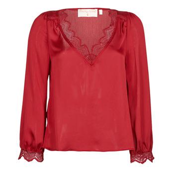Oblečenie Ženy Blúzky Moony Mood ABITAIN Červená