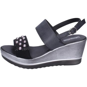 Topánky Ženy Sandále Fascino Donna BH167 Čierna
