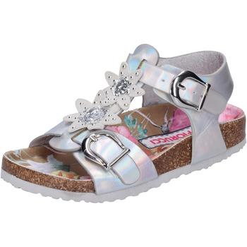 Topánky Dievčatá Sandále Fiorucci BH174 Strieborná