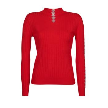 Oblečenie Ženy Svetre Moony Mood PABJATO Červená