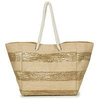 Tašky Ženy Veľké nákupné tašky  Betty London  Zlatá