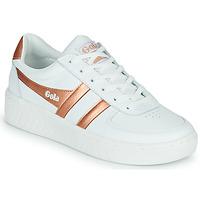 Topánky Ženy Nízke tenisky Gola GOLA GRANDSLAM Biela / Bronzová