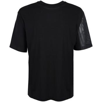 Oblečenie Muži Tričká s krátkym rukávom Bikkembergs  Čierna