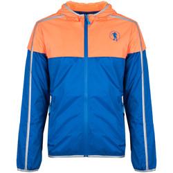 Oblečenie Muži Bundy  Bikkembergs  Modrá