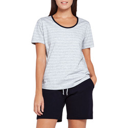 Oblečenie Ženy Pyžamá a nočné košele Impetus Woman GO84024 073 Šedá