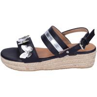 Topánky Dievčatá Sandále Solo Soprani BH183 Modrá