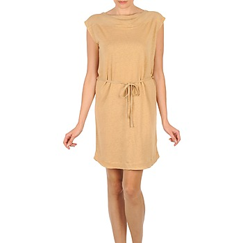 Oblečenie Ženy Krátke šaty Majestic CAMELIA Béžová