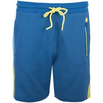 Oblečenie Muži Šortky a bermudy Bikkembergs  Modrá