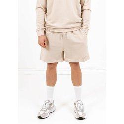 Oblečenie Muži Šortky a bermudy Sixth June Short  signature velvet logo beige