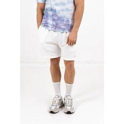 Oblečenie Muži Šortky a bermudy Sixth June Short  signature velvet logo blanc