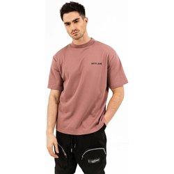 Oblečenie Muži Tričká s krátkym rukávom Sixth June T-shirt  essential rose