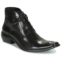 Topánky Muži Polokozačky Kdopa CALI Čierna