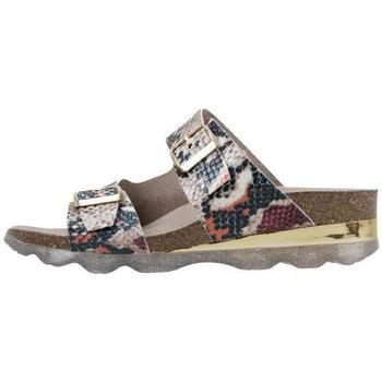Topánky Ženy Šľapky Senses & Shoes  Oranžová