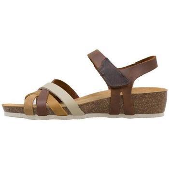 Topánky Ženy Sandále Senses & Shoes  Oranžová