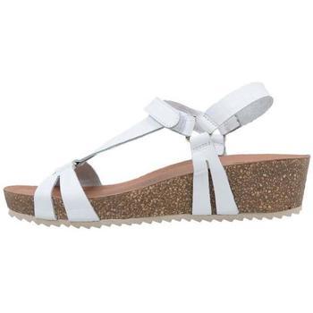 Topánky Ženy Sandále Senses & Shoes  Biela