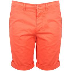 Oblečenie Muži Šortky a bermudy Bikkembergs  Oranžová