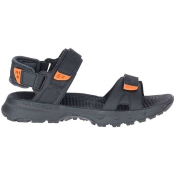 Topánky Muži Sandále Merrell Cedrus Convert 3 Čierna