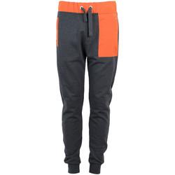 Oblečenie Muži Tepláky a vrchné oblečenie Bikkembergs  Oranžová