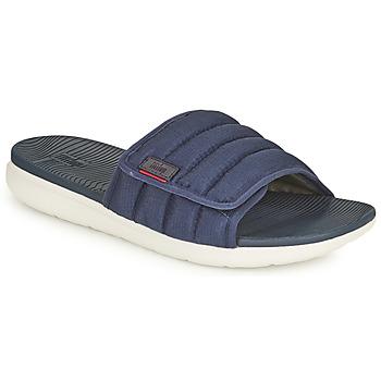 Topánky Muži Žabky FitFlop KIAN Čierna