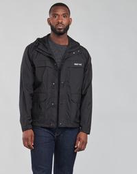 Oblečenie Muži Bundy  Schott ALCYON Čierna