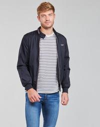 Oblečenie Muži Bundy  Schott CABLS21R Námornícka modrá