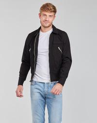 Oblečenie Muži Bundy  Schott FORREST Čierna