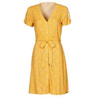 Oblečenie Ženy Krátke šaty Only ONLVIOLETTE Oranžová