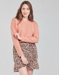 Oblečenie Ženy Mikiny Only ONLAMALIA Ružová