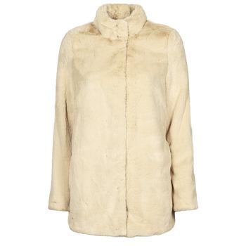 Oblečenie Ženy Kabáty Vero Moda VMTHEA Béžová