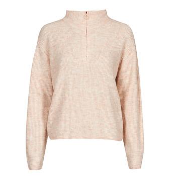 Oblečenie Ženy Svetre Vero Moda VMPLAZA Ružová
