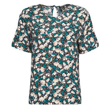 Oblečenie Ženy Blúzky Vero Moda VMRILLO Zelená