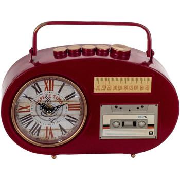 Domov Hodiny Signes Grimalt Transistorové Stolné Hodiny Rojo