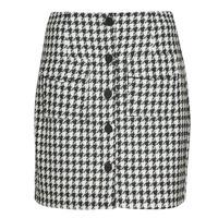 Oblečenie Ženy Sukňa Moony Mood PABLEIGES Čierna / Biela