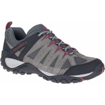 Topánky Muži Turistická obuv Merrell Accentor 2 Vent Sivá, Grafit