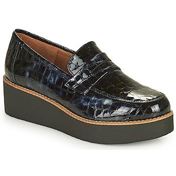 Topánky Ženy Mokasíny Fericelli PARNILLA Námornícka modrá