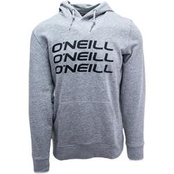 Oblečenie Muži Mikiny O'neill Triple Stack Šedá