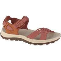 Topánky Ženy Sandále Keen Wms Terradora II Open Toe Ružová