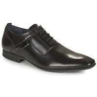 Topánky Muži Derbie Redskins HUGO Čierna