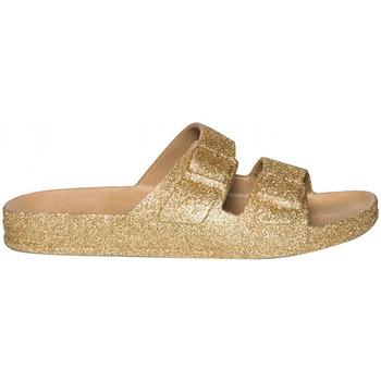 Topánky Deti Šľapky Cacatoès Trancoso Zlatá