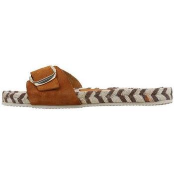 Topánky Ženy Šľapky Senses & Shoes  Béžová