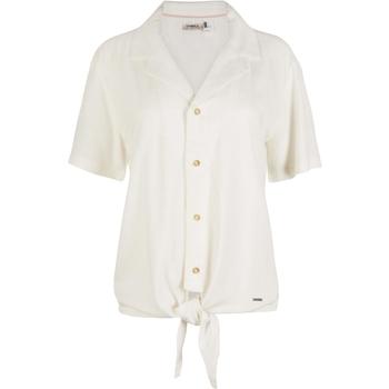 Oblečenie Ženy Košele a blúzky O'neill Cali Woven Biely